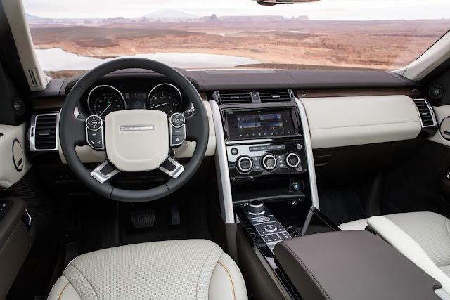 Land Rover Discovery 2018 - preço brasil