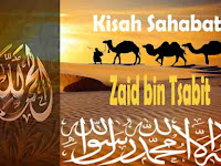Kisah Sahabat Zaid bin Tsabit