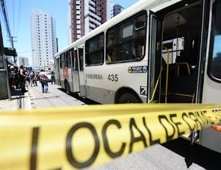 Bandido morre em uma tentativa de assalto em Jaboatão dos  Guararapes