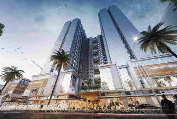 Apartemen Grand Central Bogor