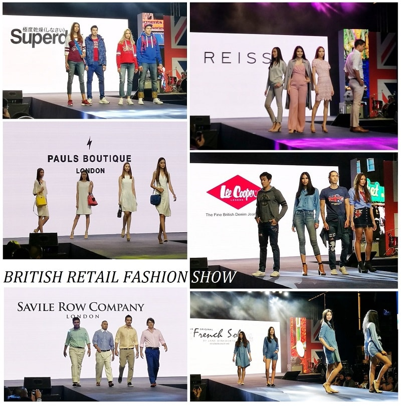 British Retail Fashion Show 2017