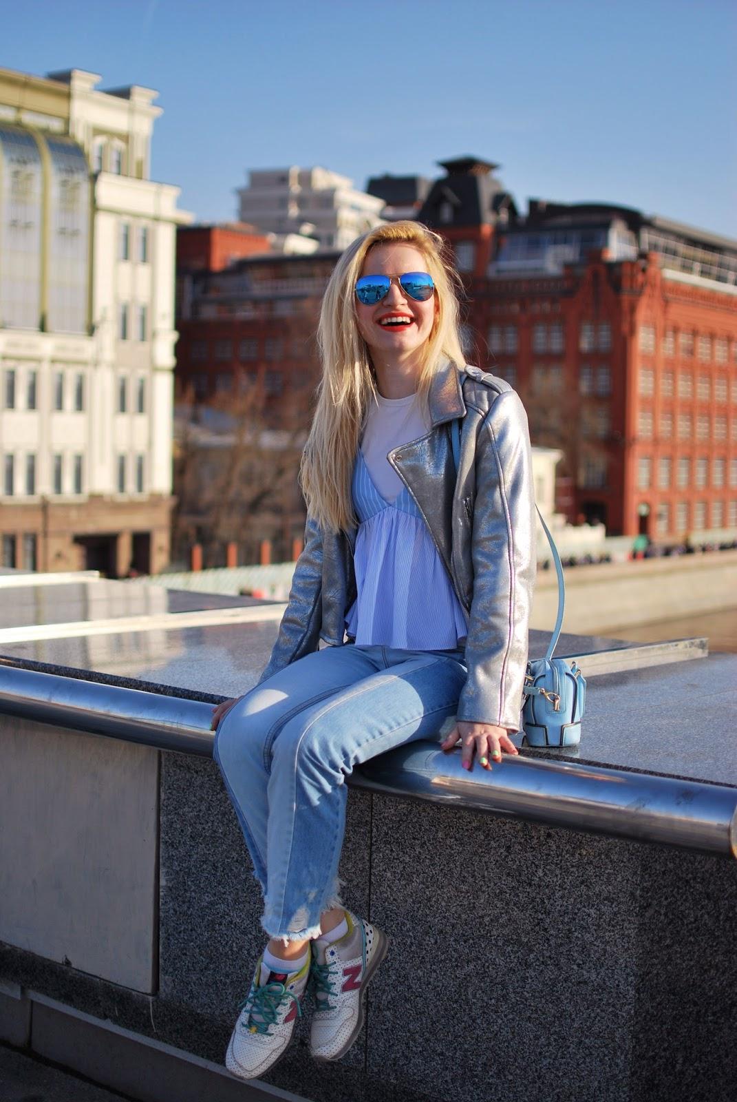 модные блоггеры, модные тренды, модные джинсы, аутфит, модный лук