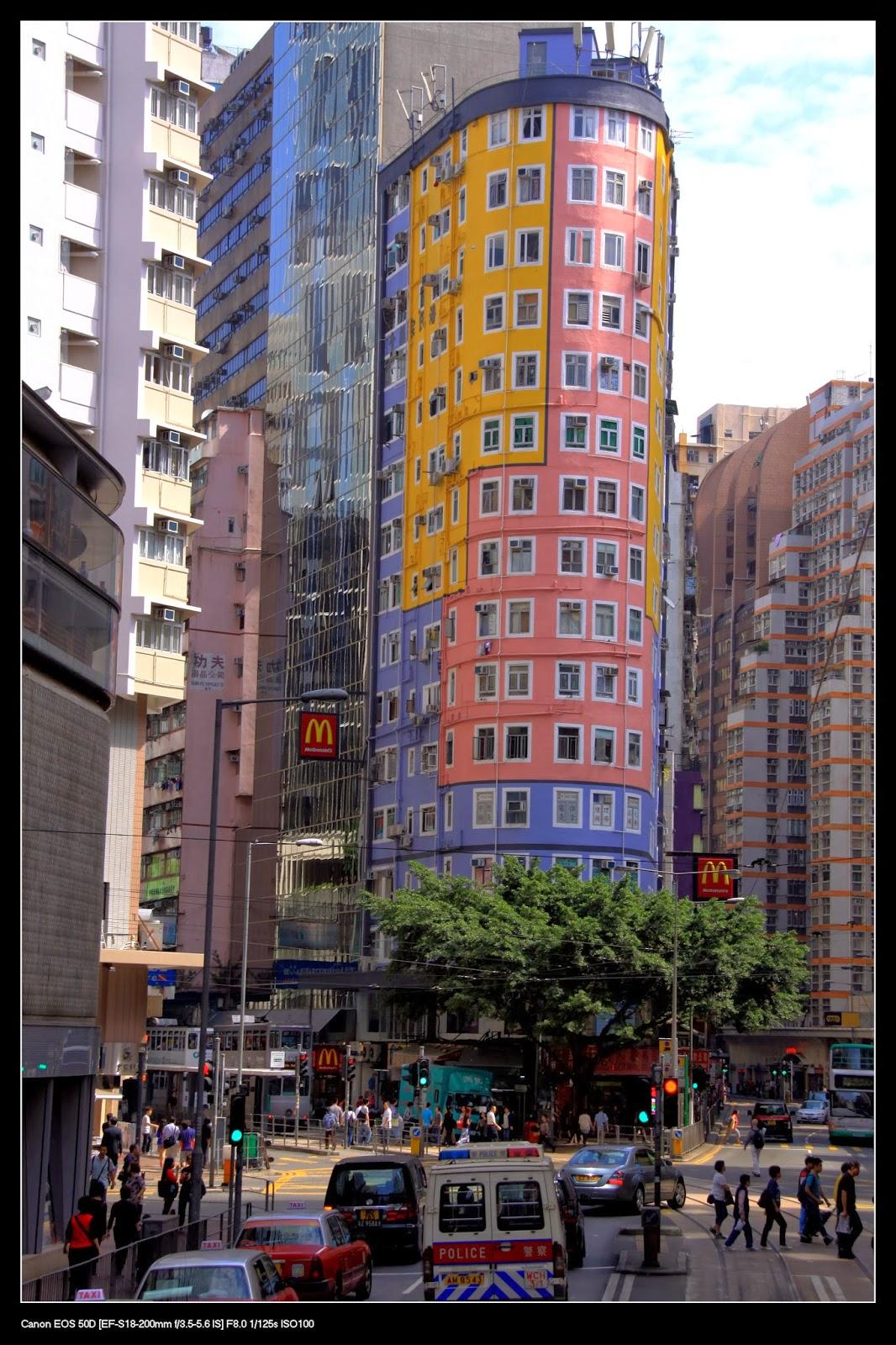 懷舊香港: 電車路,還要瞭解主管的習慣。 像他觀察到,北角至上環