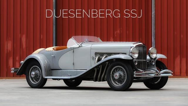 Duesenberg SSJ