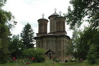 Monasterio del Lago Snagov
