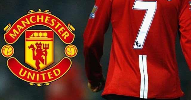 Manchester United no.7