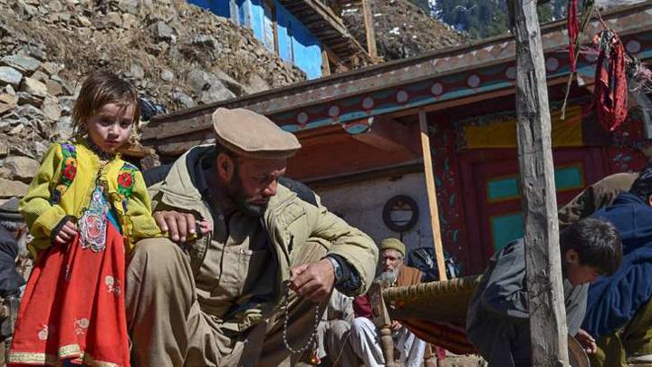 Pupusnya Bahasa Badeshi - Bahasa Pergunungan Pakistan