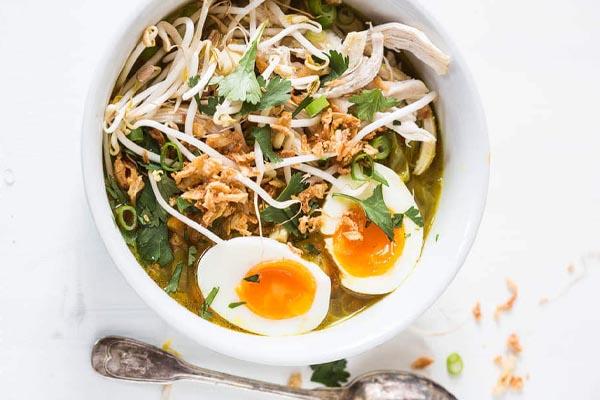 Resep Soto Ayam Komplit Super Lezat