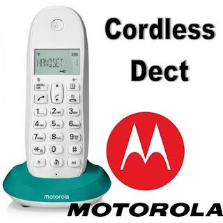 telefoni cordless motorola c1001L