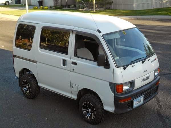 Suzuki Hijet Van