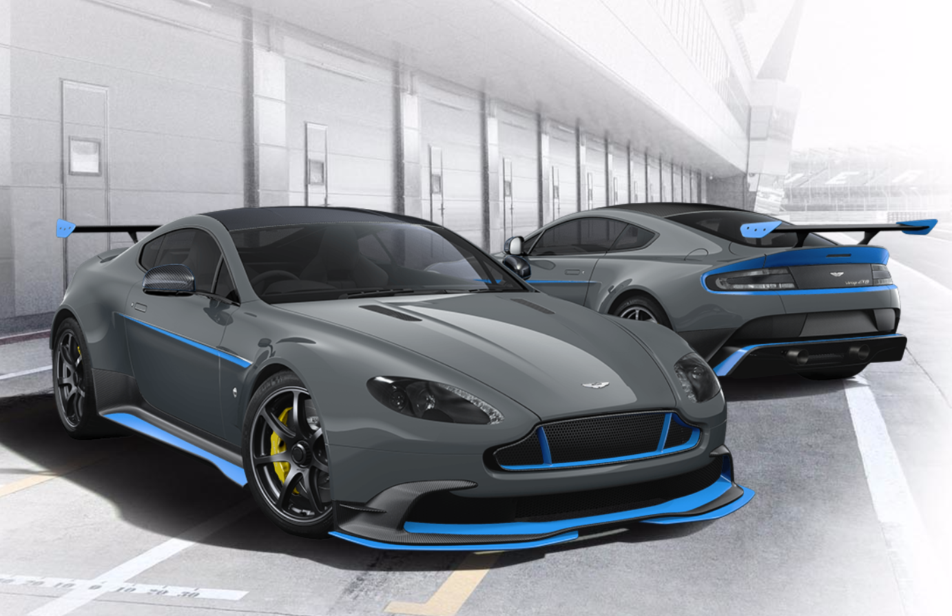 Go Build Your Own Aston Martin Vantage GT - Build your own aston martin