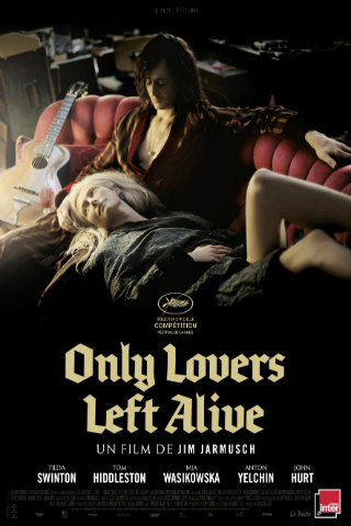 Only Lovers Left Alive [2013] [DVDR] [NTSC] [Latino]