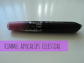 Rimmel Apocalips 'Celestial' Review & Swatch