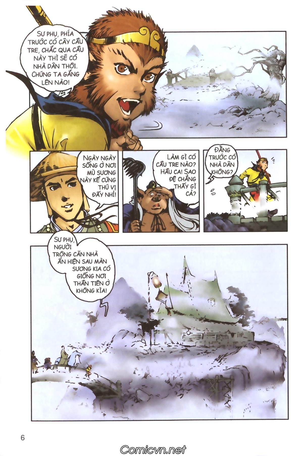 Tây Du Ký màu - Chapter 114 - Pic 4