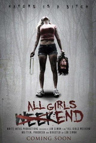 All Girls Weekend [2016] [DVDR] [NTSC] [Subtitulado]