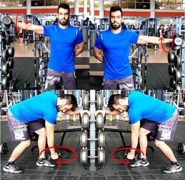 Fortalecimiento de los músculos del manguito rotador