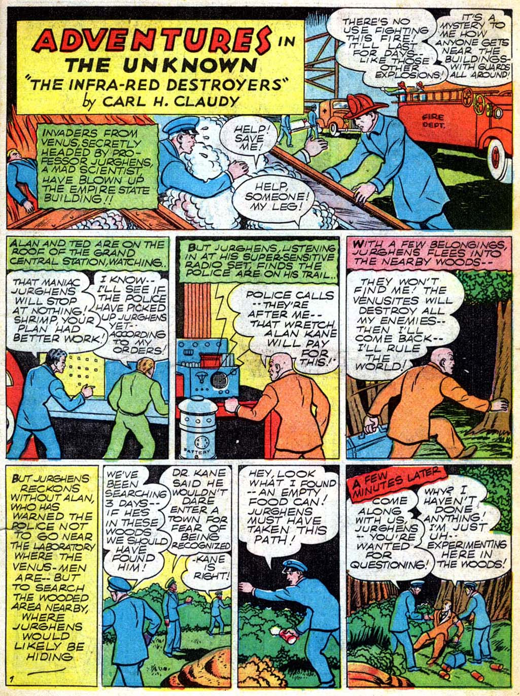 Read online All-American Comics (1939) comic -  Issue #18 - 11