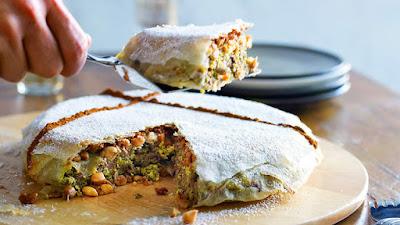 B'stilla Makanan Khas Maroko