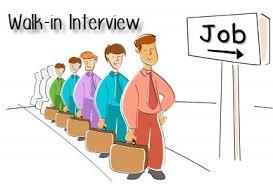 Walkin Jobs Interview