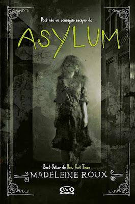Resultado de imagem para livro asylum