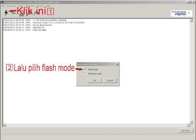 Download Flashtool For Sony Xperia Beserta Cara Instalnya