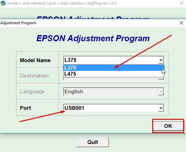 epson adjustment program l375