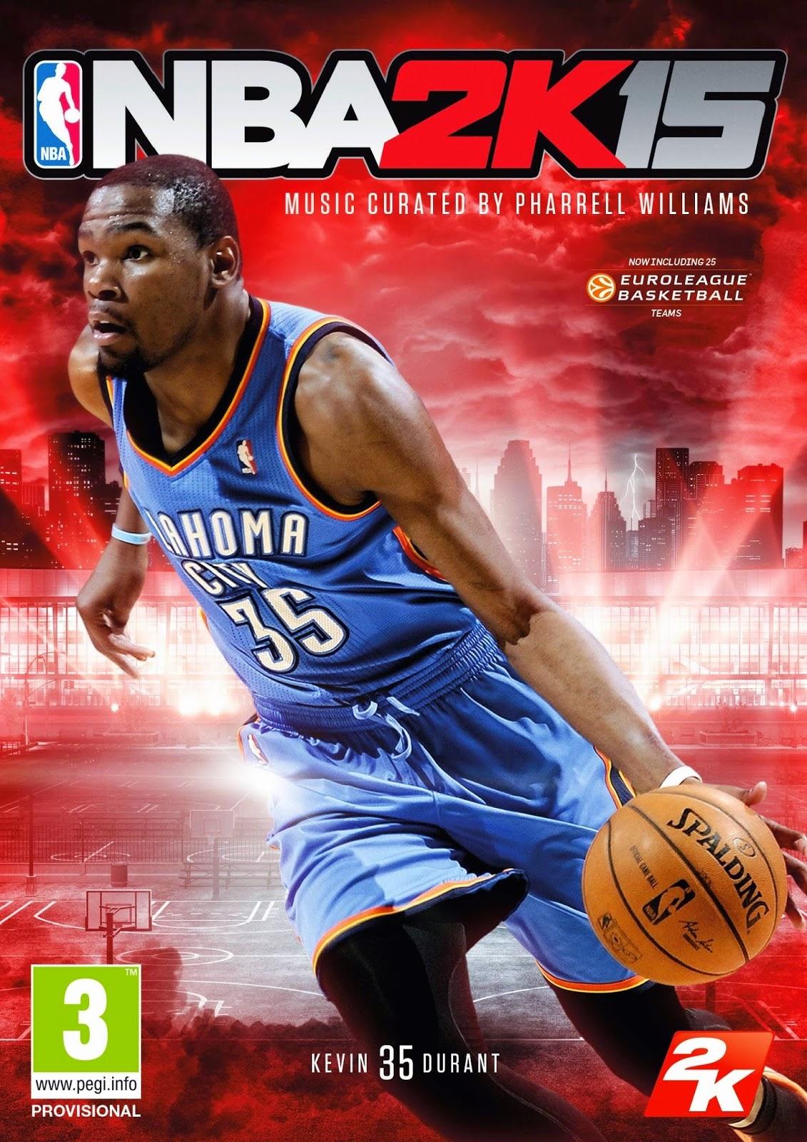 NBA 2K15 Free