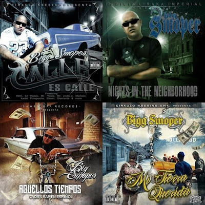 Bigg Smoper: Studio Albums (2008-2018)