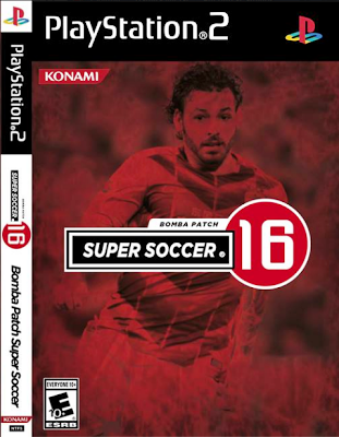 Download - Bomba Patch Super Soccer 16 (PS2)