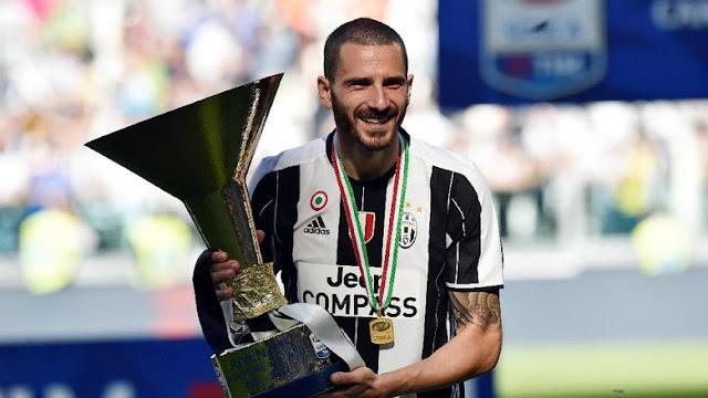 'Para Pemain Juara Datang dan Pergi, Juventus Tetap Sama'