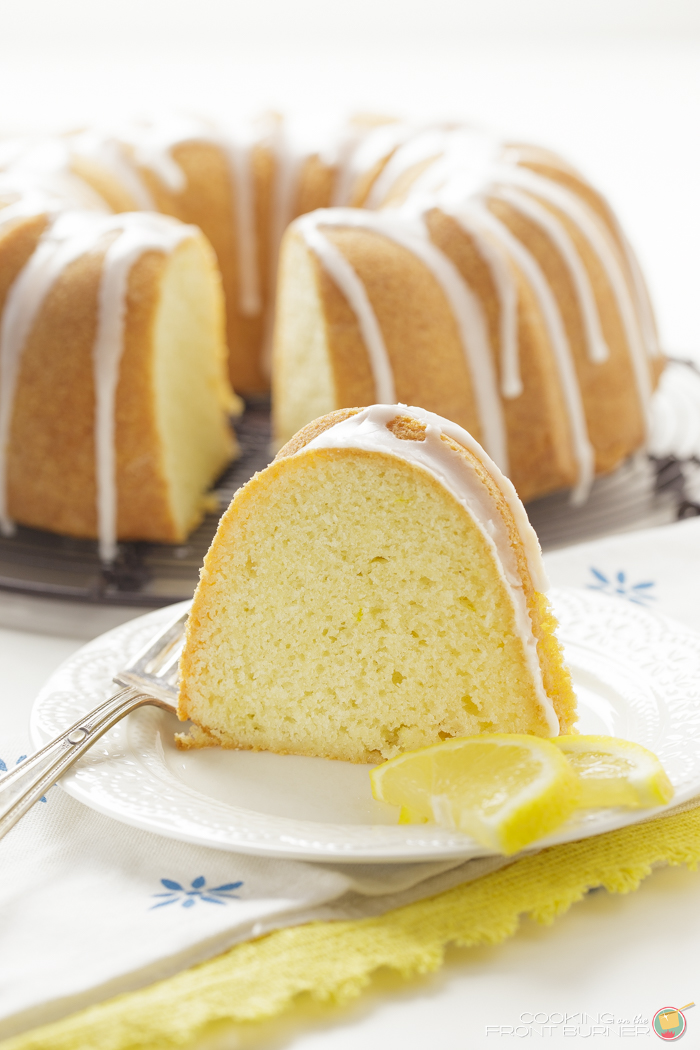 Quick Moist Pound Cake Recipe