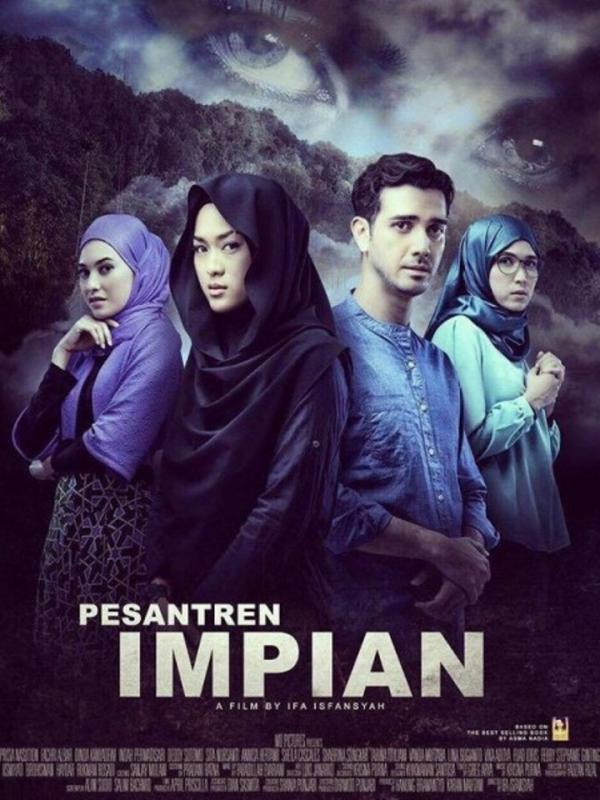 Download Pesantren Impian (2016) DVDRip Full Movie
