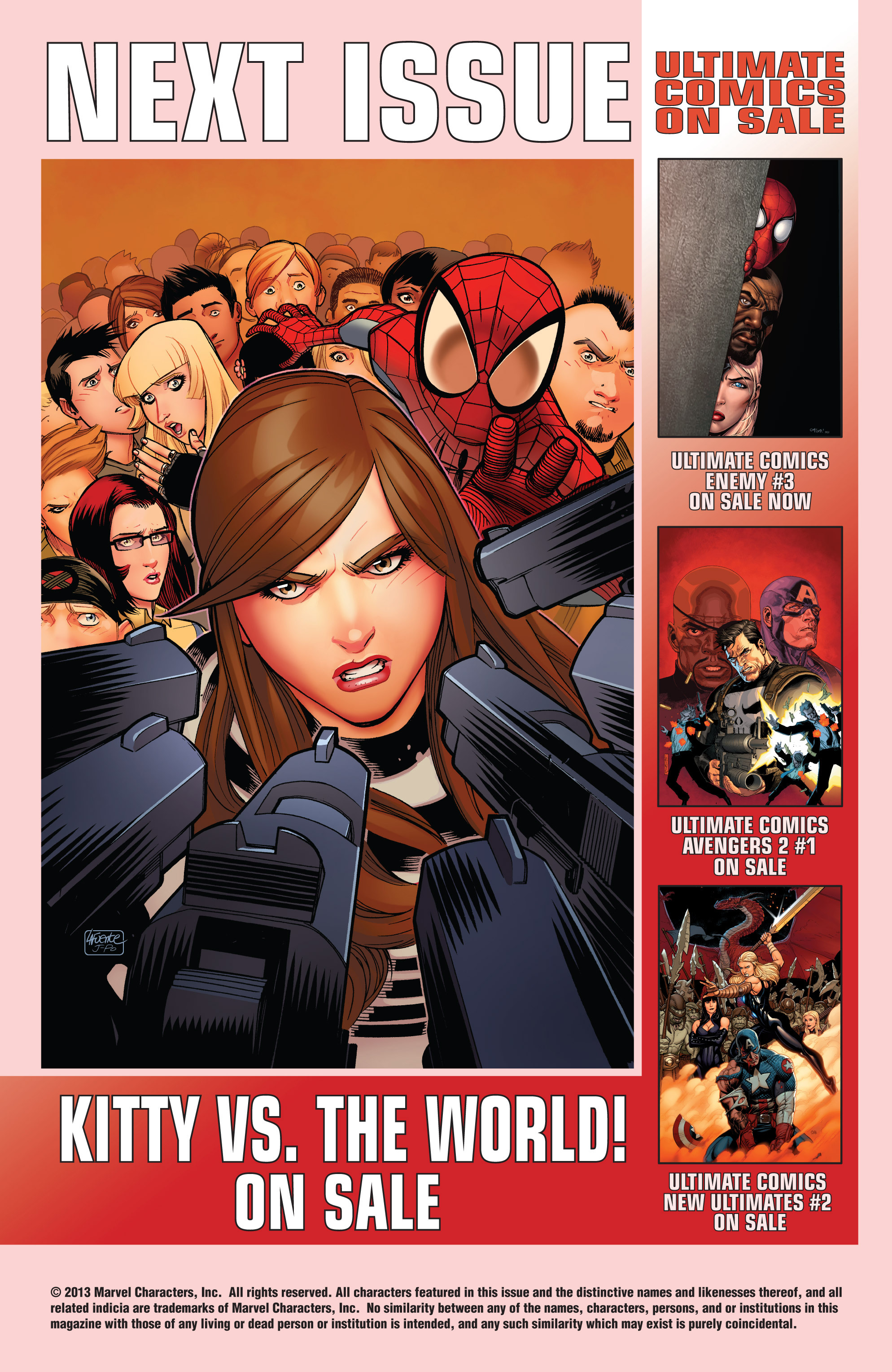 Read online Ultimate Spider-Man (2009) comic -  Issue #9 - 22