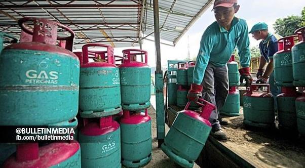 Harga baru perkhidmatan Gas Petronas ke Rumah