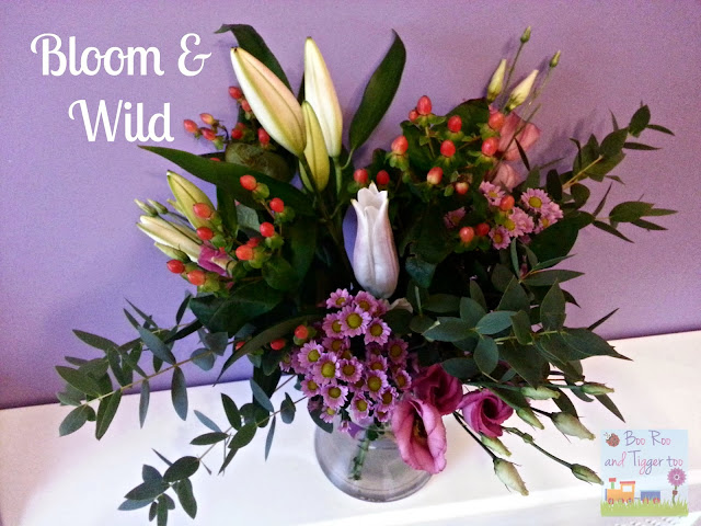 Bloom & Wild - Letterbox flower delivery