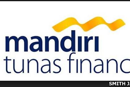 Lowongan Kerja Riau - Sumbar : PT. Mandiri Tunas Finance September 2017