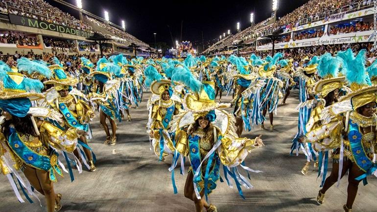 Melihat Rio Carnival, Karnaval Terbesar di Dunia