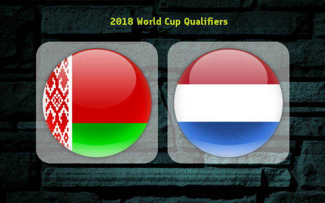 Belarus vs Netherlands Full Match & Highlights 7 October 2017