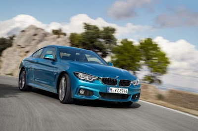 BMW SERIES 4 2018: PRIX, FICHE DE DONNÉES ET PHOTOS