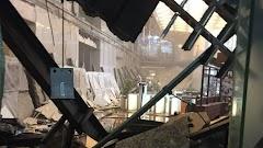 Insiden Ambruknya Balkon BEI : Tak Ada Korban Jiwa