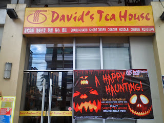 Experience The Taste of Hong Kong In David's Tea House