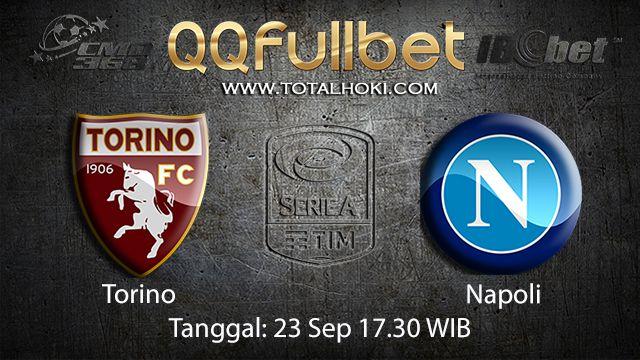 Prediksi Bola Jitu Torino vs Napoli 23 September 2018 ( Italian Serie A )