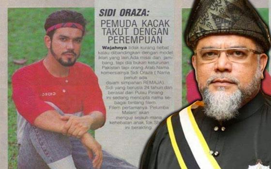 Masih Ingat Sidi Oraza, Hero Malaya 90an? Kini Bergelar Usahawan Berjaya.