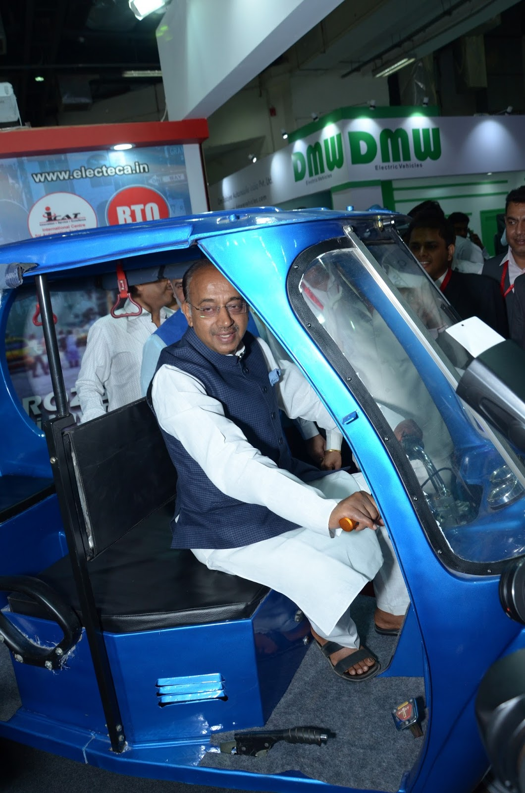 india e vehicle show bvtech expo 2017 received excellent response showcased eco friendly electric vehicle segment