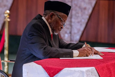 Image result for Onnoghen: 10 dead, retired judges make list of CJN Mohammed's appointed election tribunal members