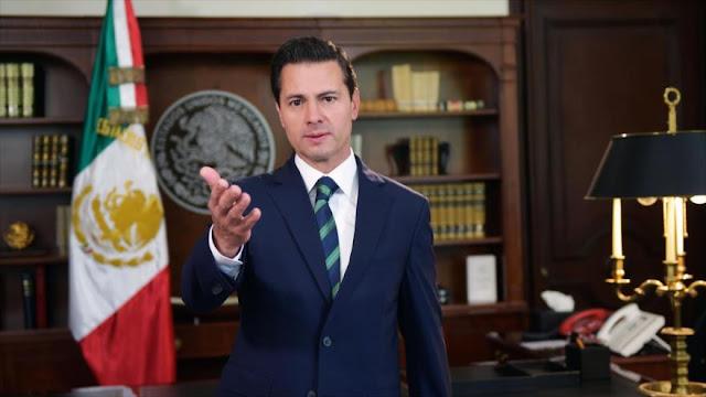 Peña Nieto censura expresiones 'ofensivas e infundadas' de Trump