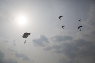 Latihan Perang AS-Korsel