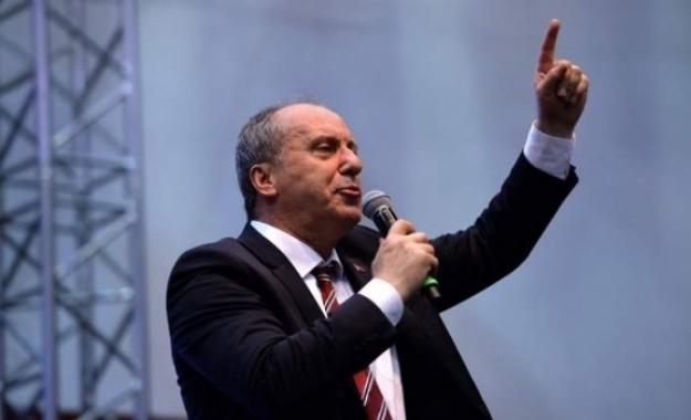 Τουρκία: Ο Ιντζέ προκαλεί τον Ερντογάν απόψε σε τηλεμαχία