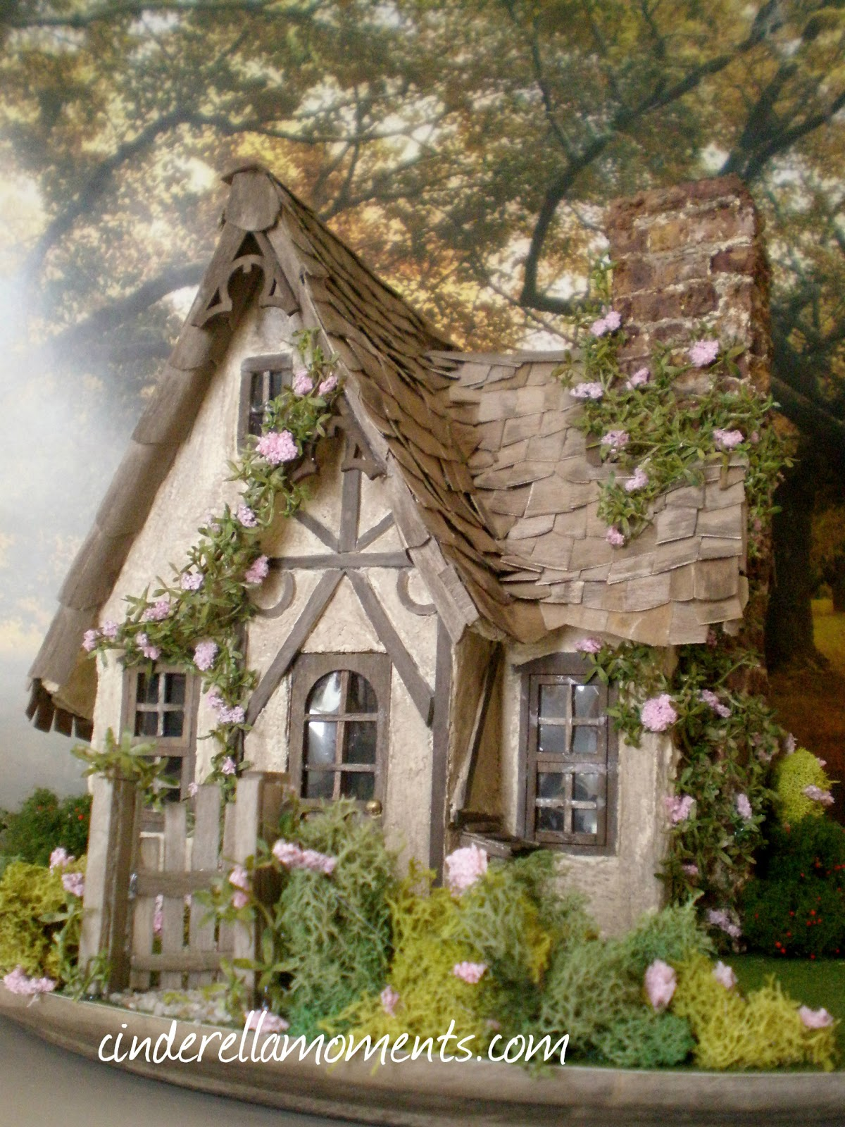 Small English Cottage Inside