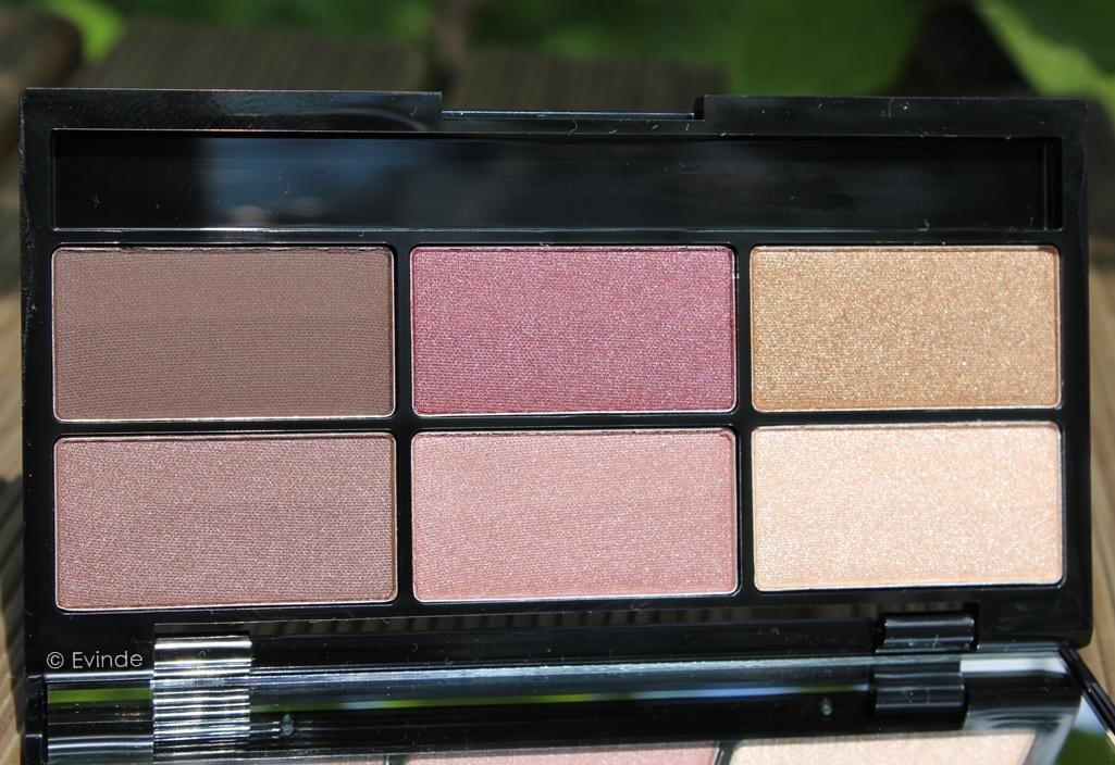 Essence Lights of Orient eyeshadow palette - We Love Arabian Nights